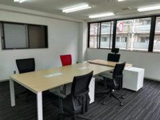 足立区 L社・新規事務所出店に伴う内装工事